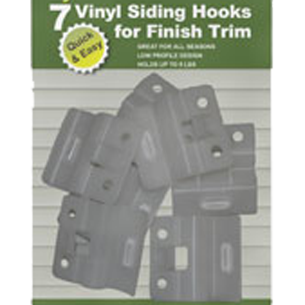 vz hang finish trim hooks