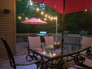 Five Great Tips for Outdoor Entertaining