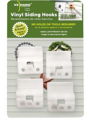 VZ Hang® Vinyl Siding Hooks (4 Pack)
