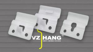 Get More Value This Spring on VZ Hang® Vinyl Siding Hooks